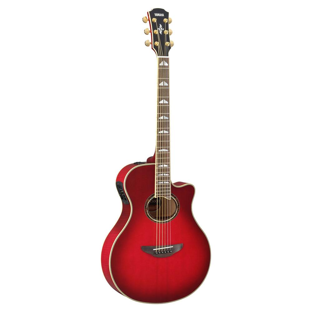 YAMAHA APX1000 CRB エレクトリックアコースティックギター