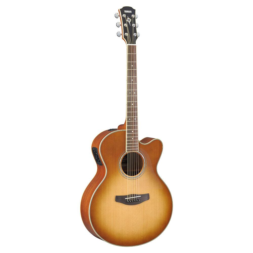 YAMAHA CPX700II SDB エレクトリックアコースティックギター