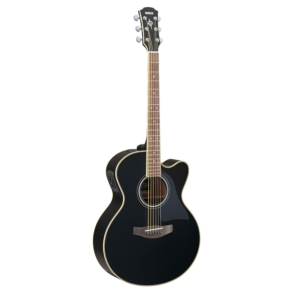 YAMAHA CPX700II BLK エレクトリックアコースティックギター