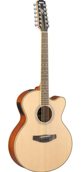 YAMAHA CPX700II-12 NT 12弦エレクトリックアコースティックギター