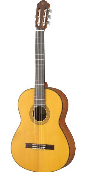 YAMAHA CG122MS クラシックギター