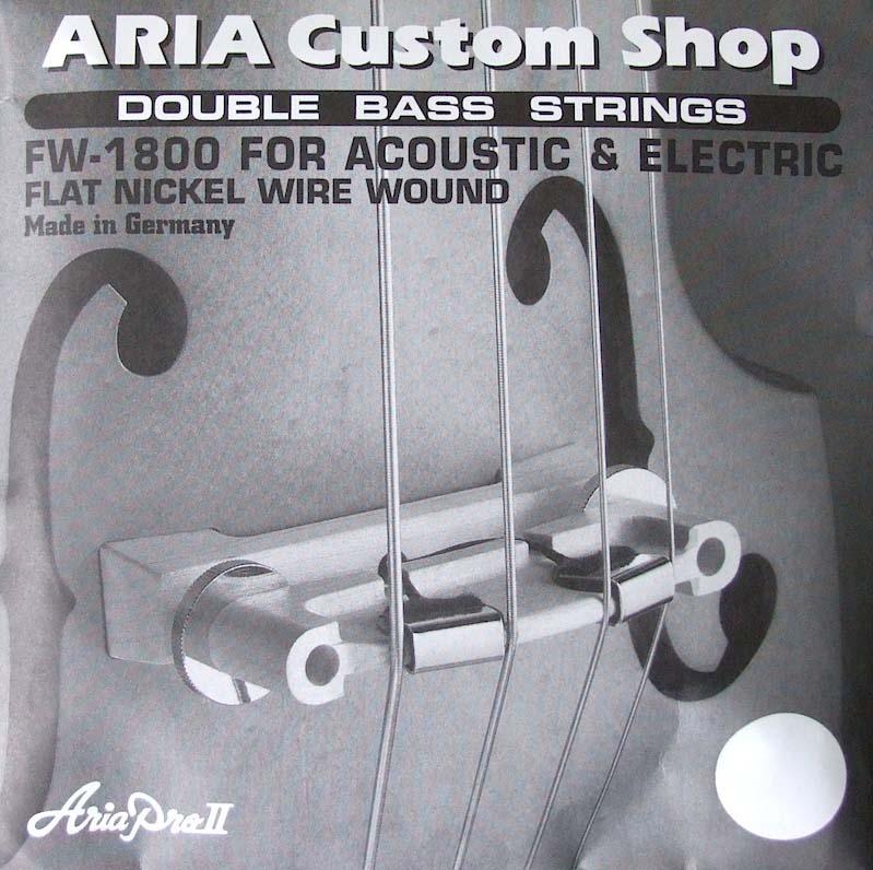 ARIA FW-1800 アップライトベース弦