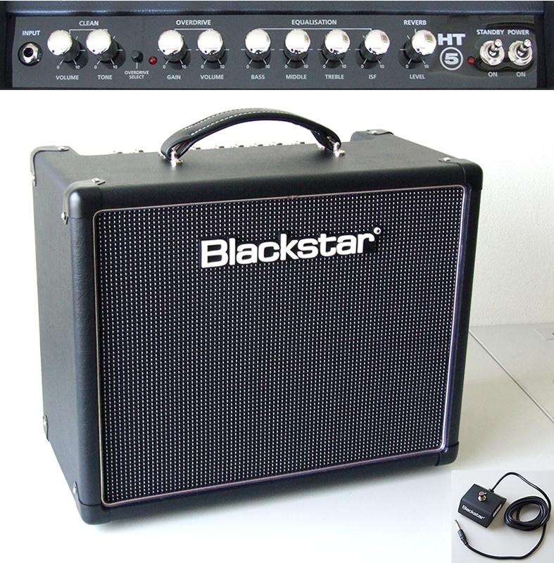 BLACKSTAR HT-5R COMBO 5Wチューブアンプ