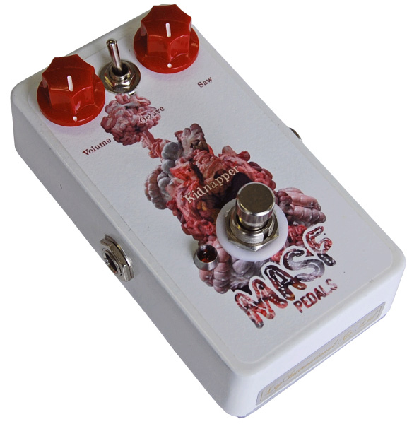 MASF Pedals Kidnapper ギターエフェクター