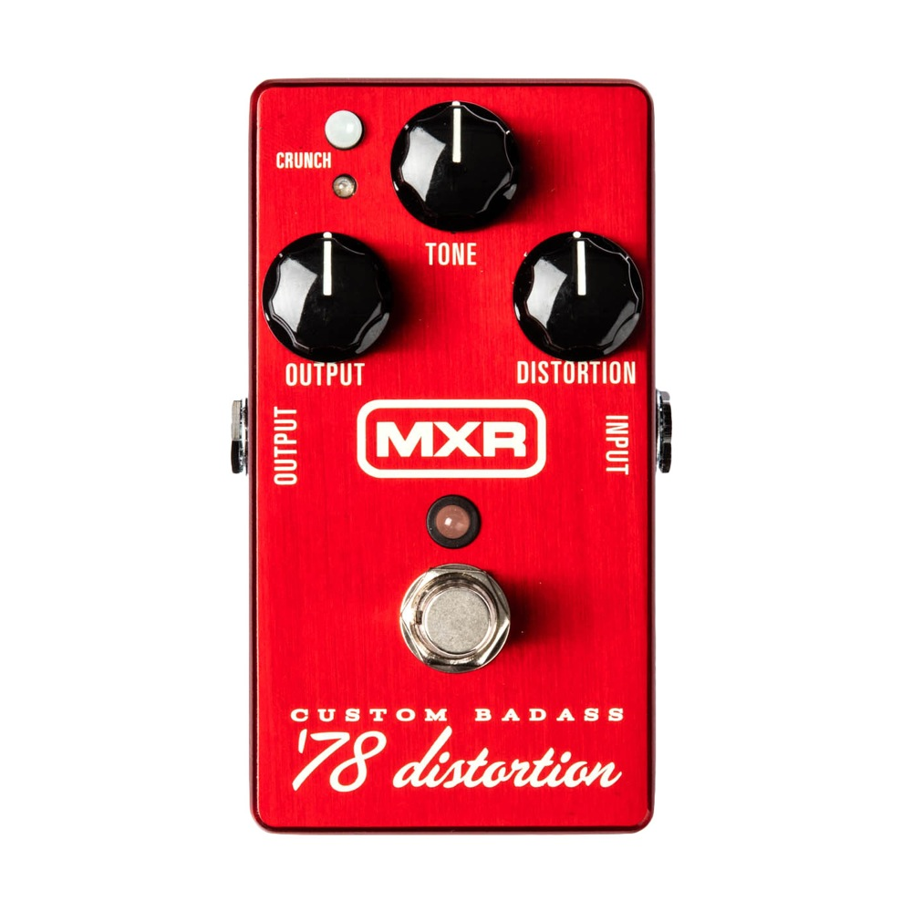MXR M78 CUSTOM BADASS'78 DISTORTION ギターエフェクター