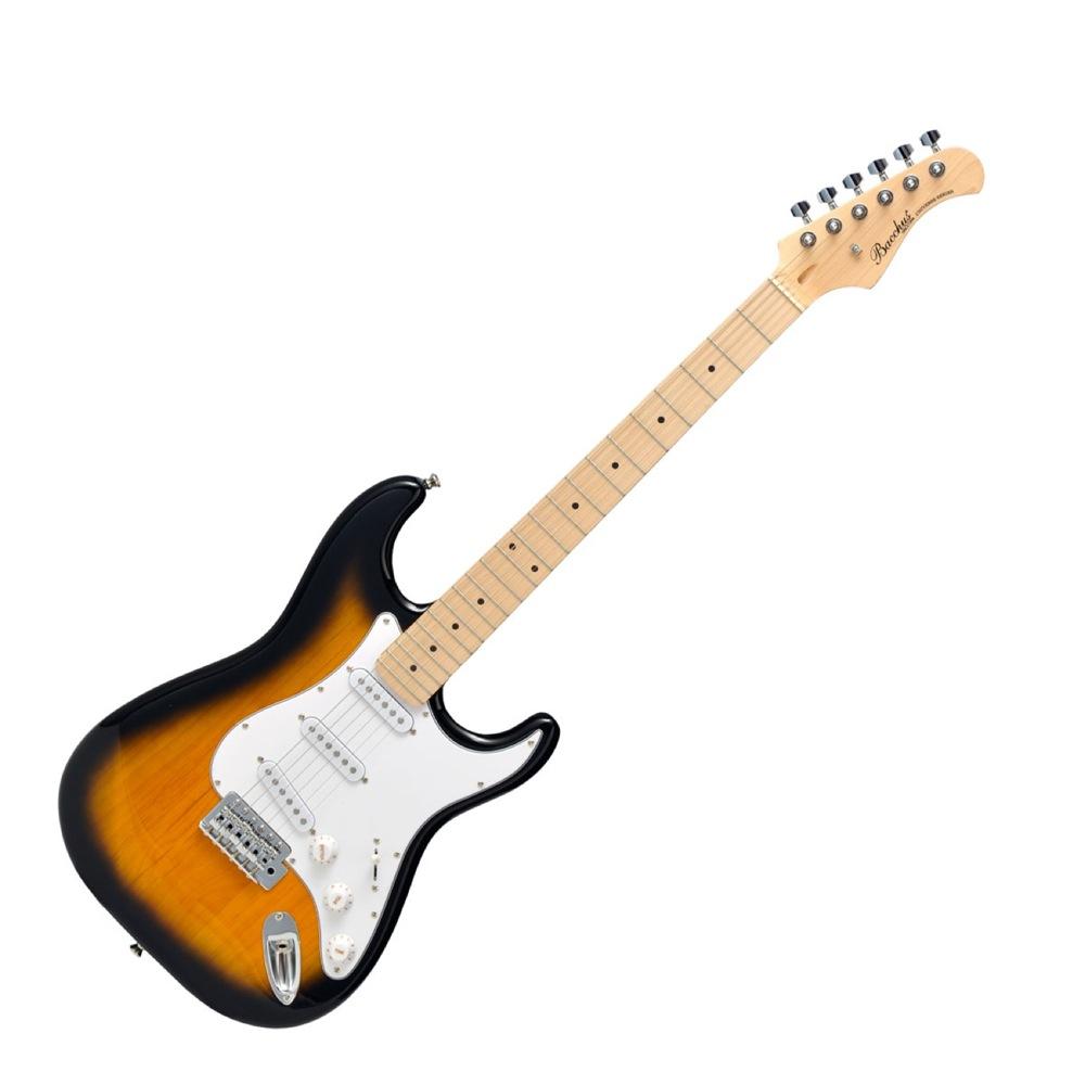 BACCHUS BST-1M 2TS エレキギター