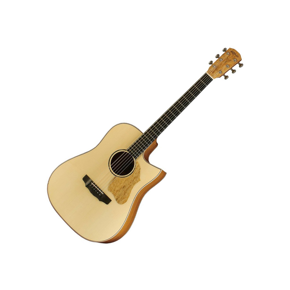 K.YAIRI YS-901L N アコースティックギター ハードケース付き