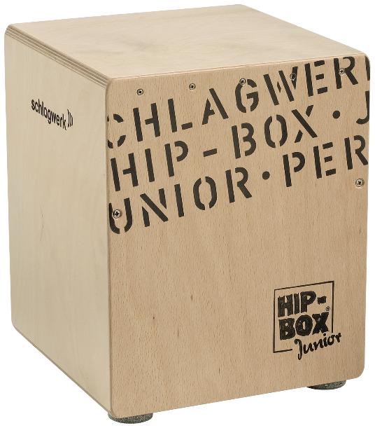 Schlagwerk Percussion SR-CP401 Hip Box Junior Cajon キッズカホン