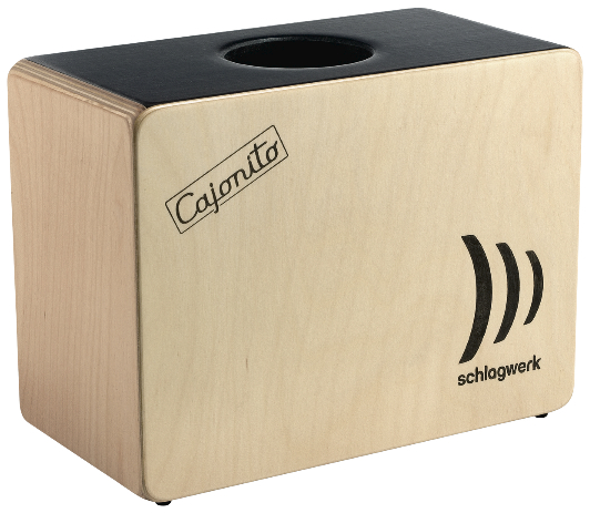 Schlagwerk Percussion SR-DC300 Cajon Compact Cajonito コンパクトカホン