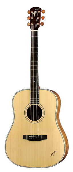 K.YAIRI LO-150 N アコースティックギター ハードケース付き