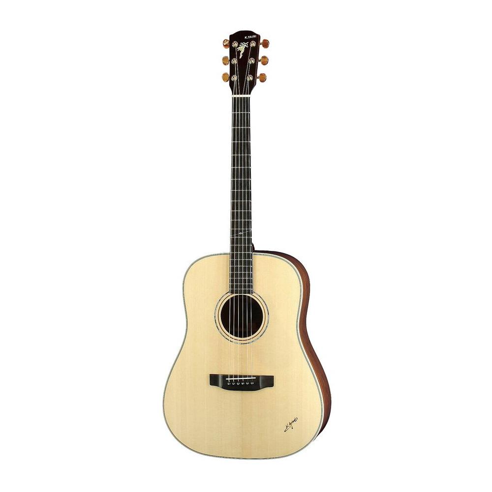 K.YAIRI LO-130 N アコースティックギター ハードケース付き