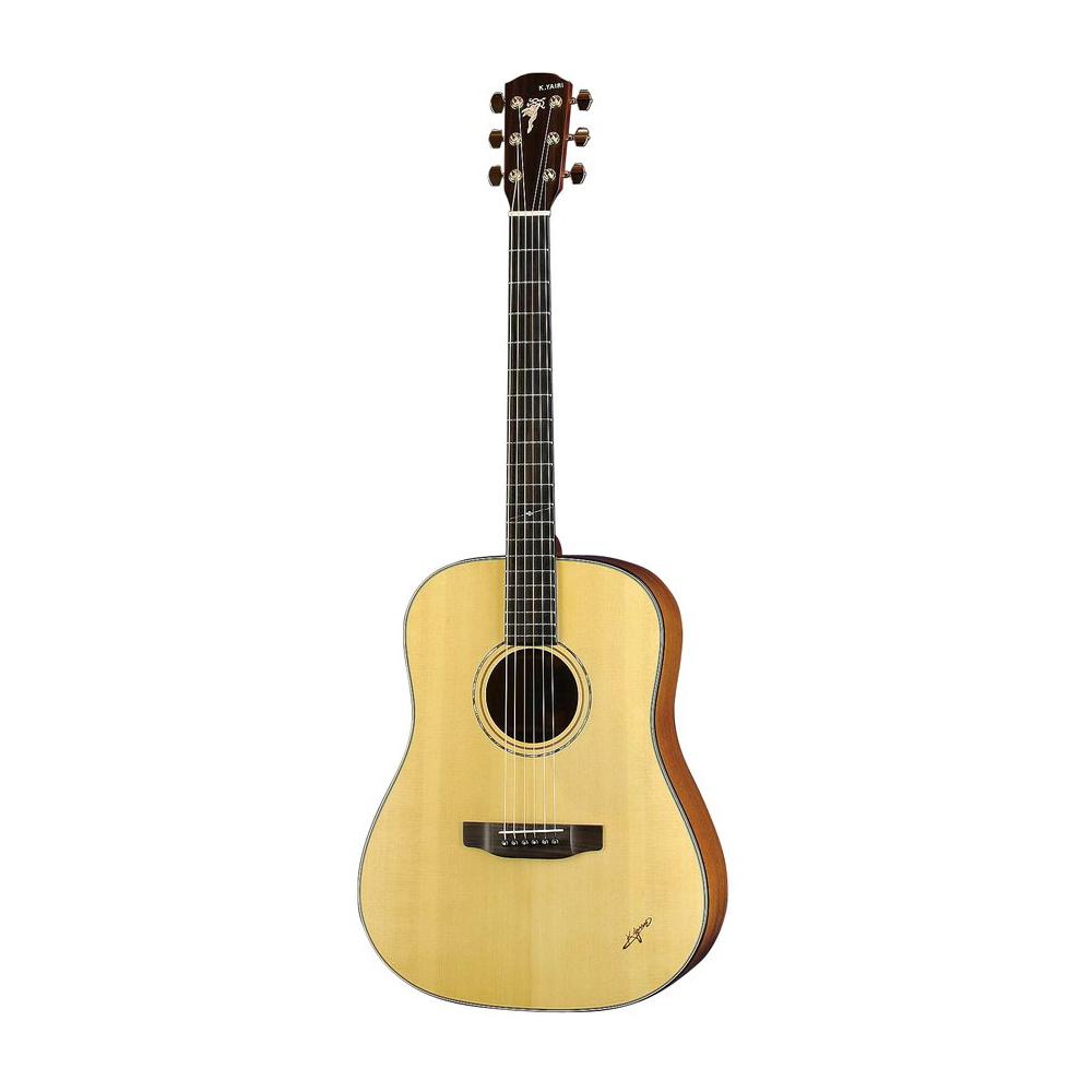 K.YAIRI LO-90 N アコースティックギター ハードケース付き