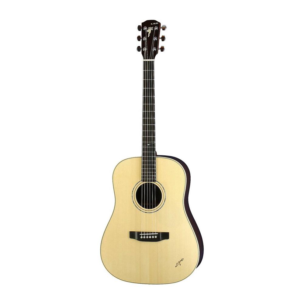 K.YAIRI LO-95 N アコースティックギター ハードケース付き