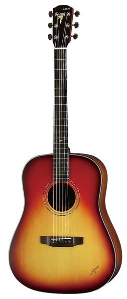 K.YAIRI LO-65 RB アコースティックギター ハードケース付き