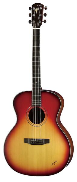 K.YAIRI BL-65 RB アコースティックギター ハードケース付き