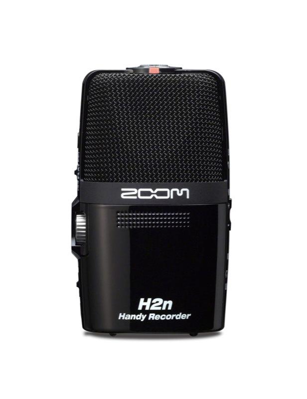 ZOOM H2n ハンディーレコーダー