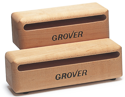 Grover Pro Percussion GV-WB8 Woodblocks ウッドブロック