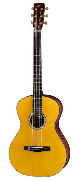 K.YAIRI FK-100 NS アコースティックギター ハードケース付き