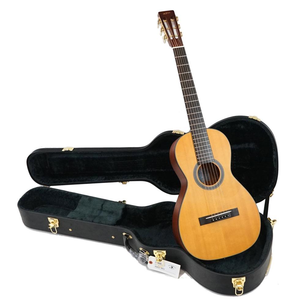 K.YAIRI RAG-90V NS アコースティックギター ハードケース付き