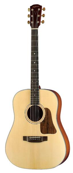 K.YAIRI LO-K13-SAP NT アコースティックギター ハードケース付き