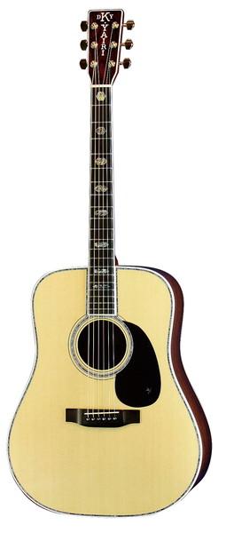 K.YAIRI DY-45 N アコースティックギター ハードケース付き