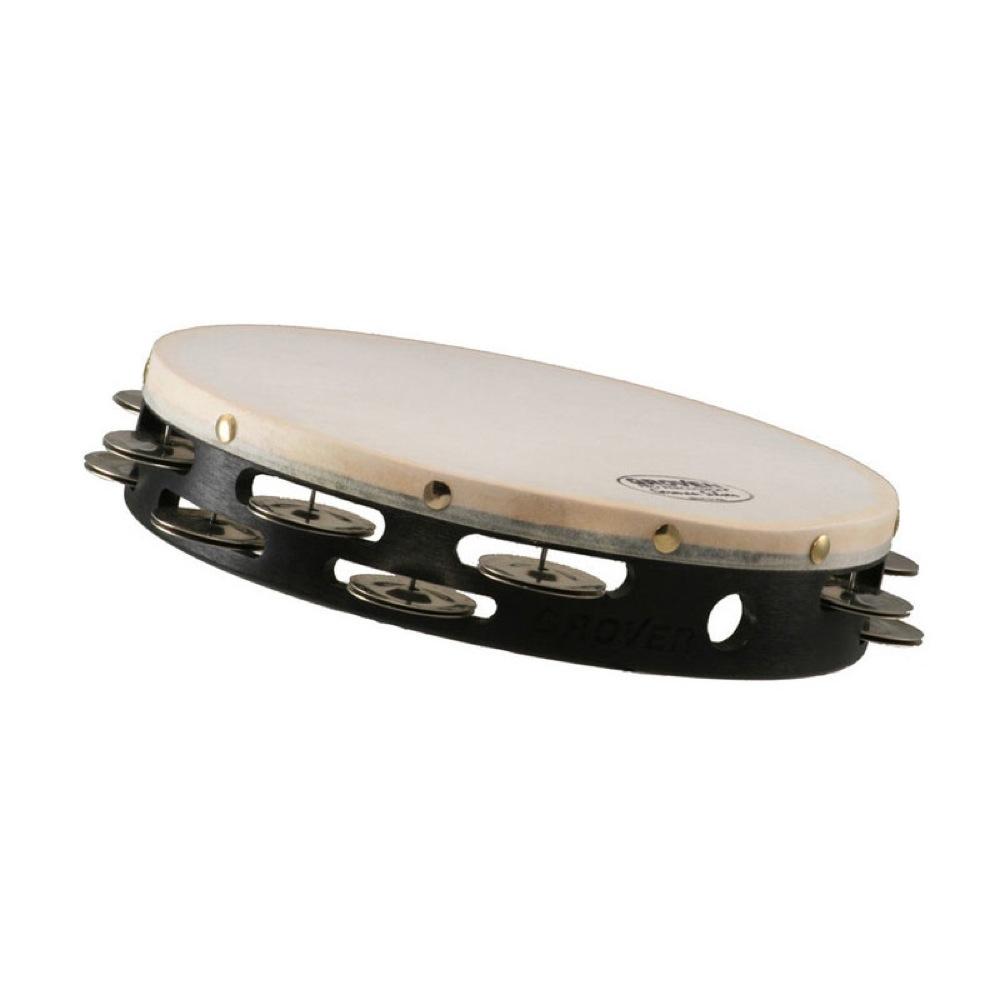 Grover Pro Percussion GV-T2GS プロジェクションプラス タンバリン