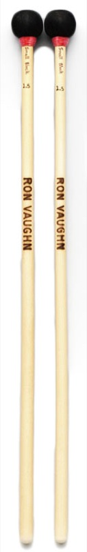 Ron Vaughn RVN-SBM1.5R Small Block Mallets ウッドブロックマレット