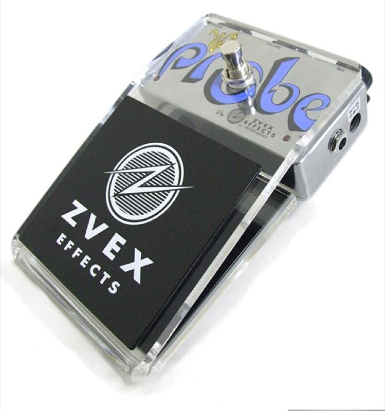 100%本物 Z.VEX Wah Probe Wah Probe Vexter Z.VEX Series ギターエフェクター, タブセチョウ:24b0d335 --- konecti.dominiotemporario.com