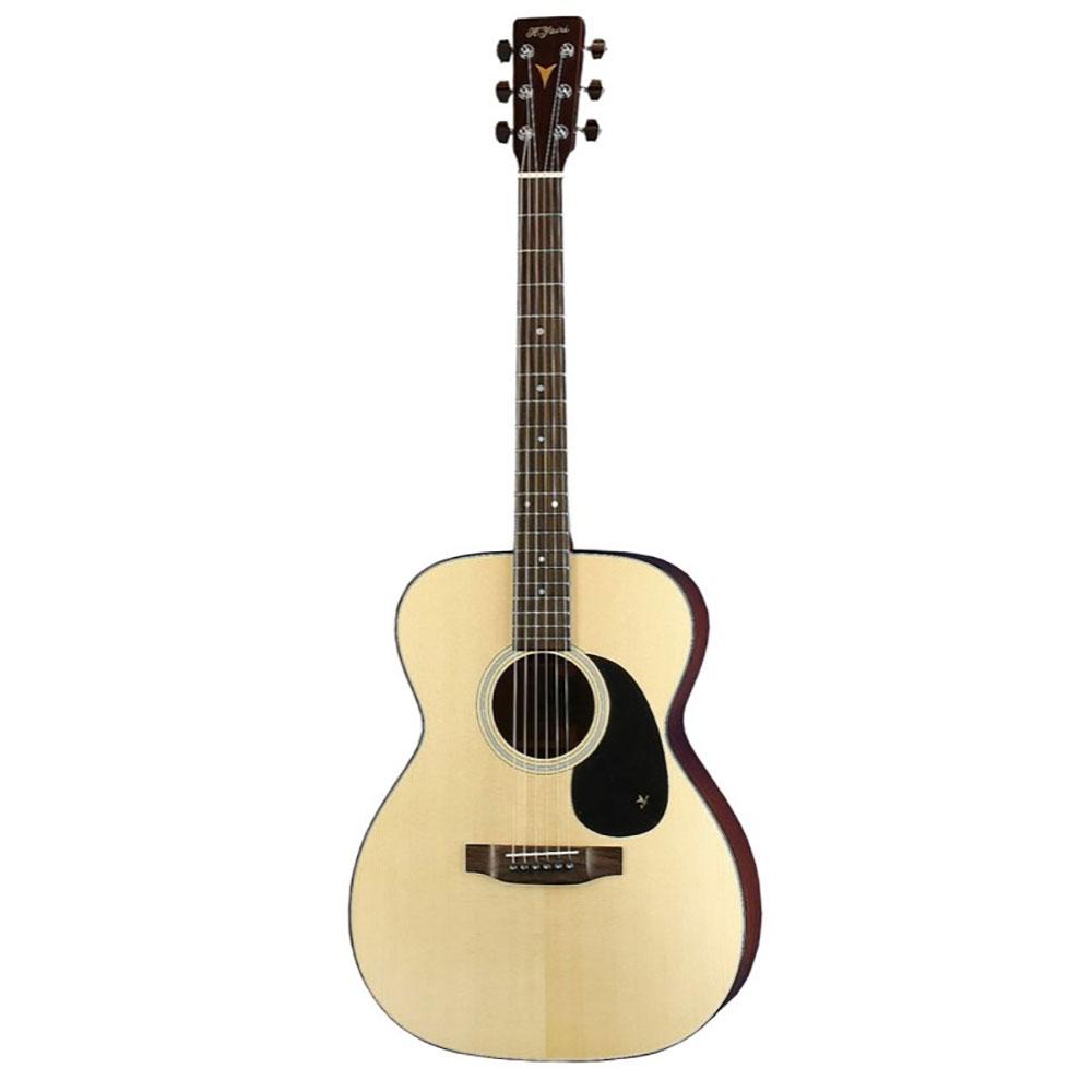 K.YAIRI YF-00018 N アコースティックギター ハードケース付き