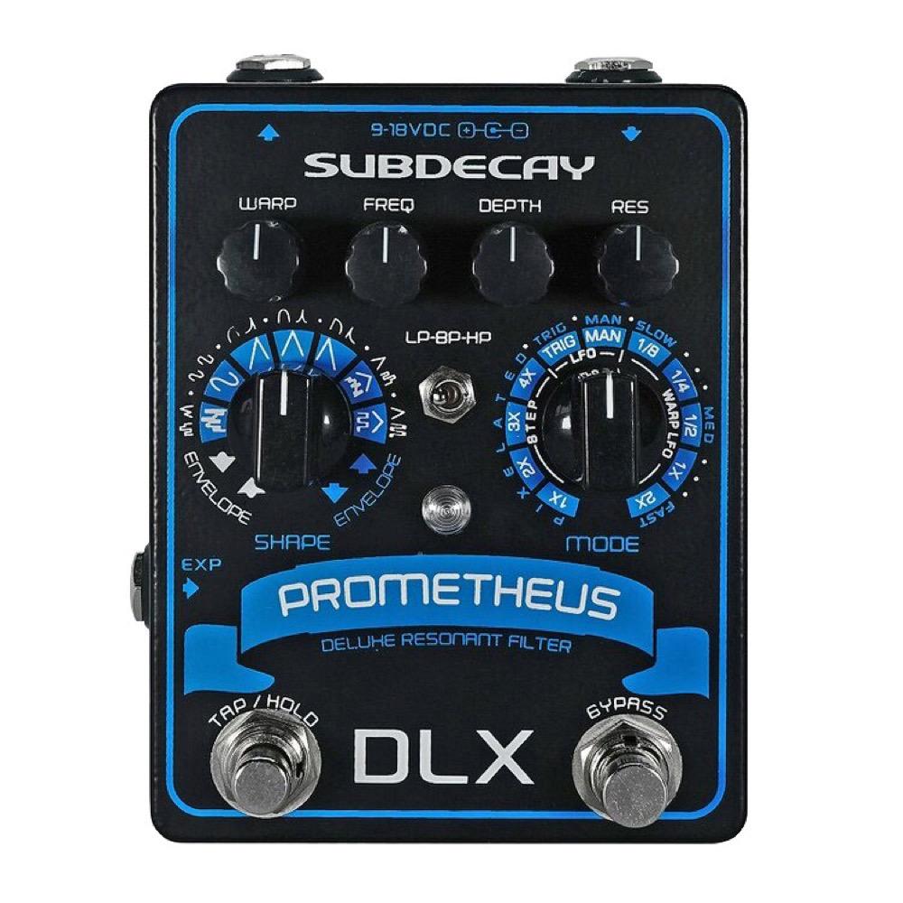 Subdecay Prometheus DLX エンヴェロープフィルター