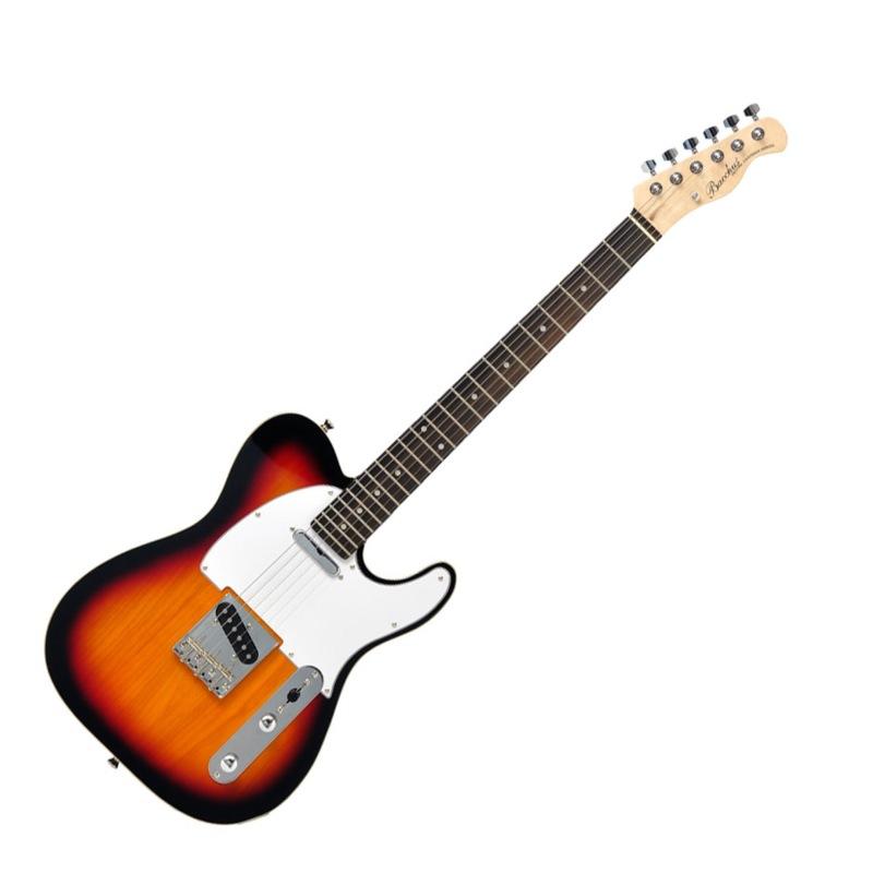 BACCHUS BTC-1R 3TS エレキギター