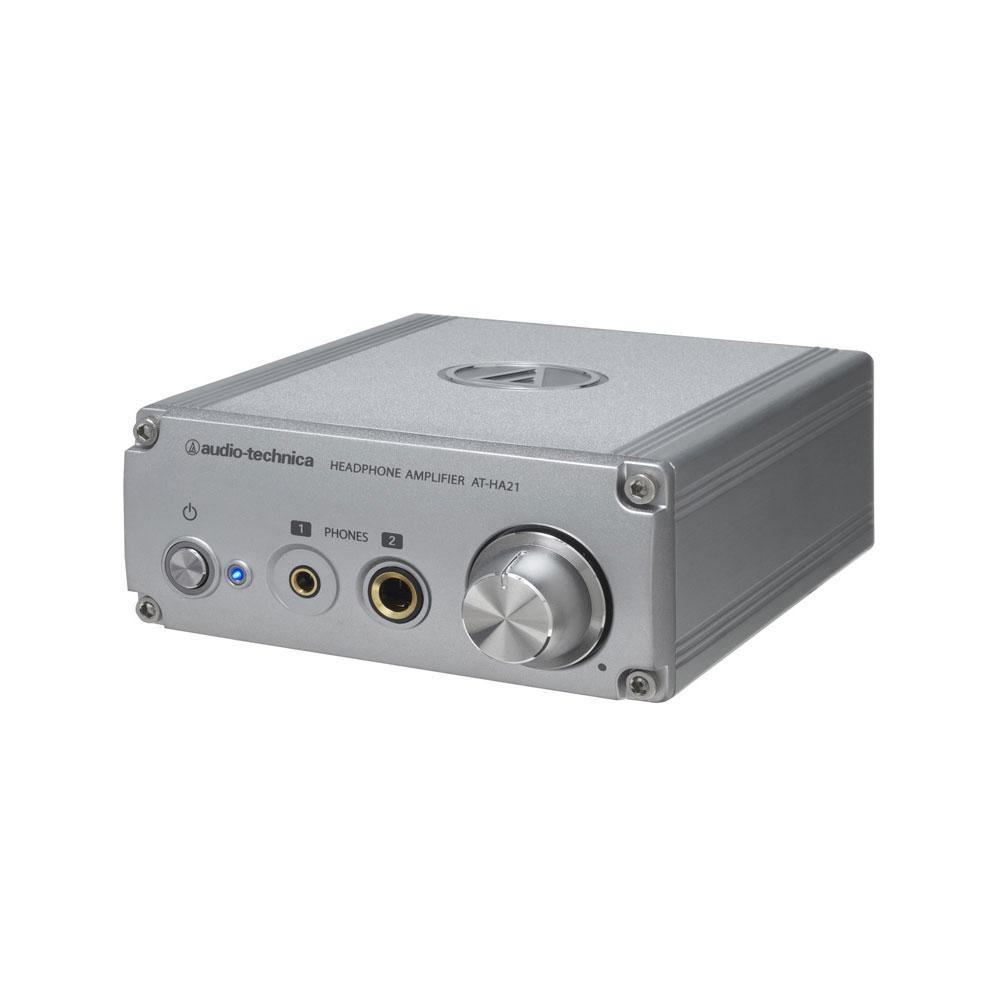 AUDIO-TECHNICA AT-HA21 ヘッドホンアンプ