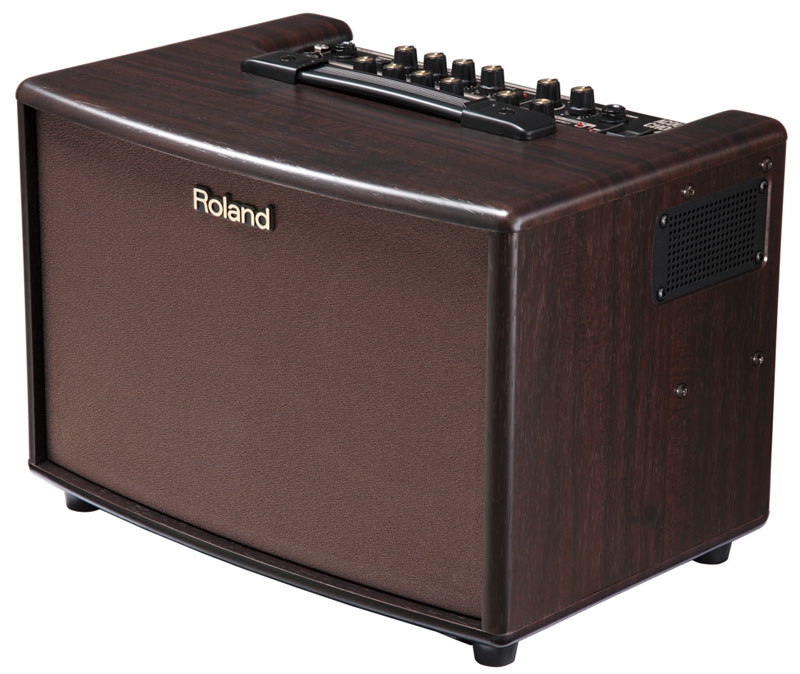 ROLAND AC-60-RW アコースティックギター用アンプ ローズウッド調仕上げ