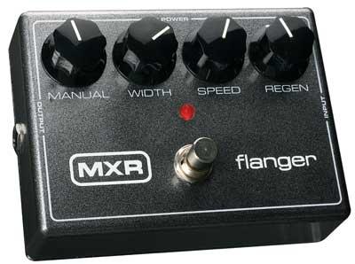 MXR M-117R FLANGER フランジャー ギターエフェクター