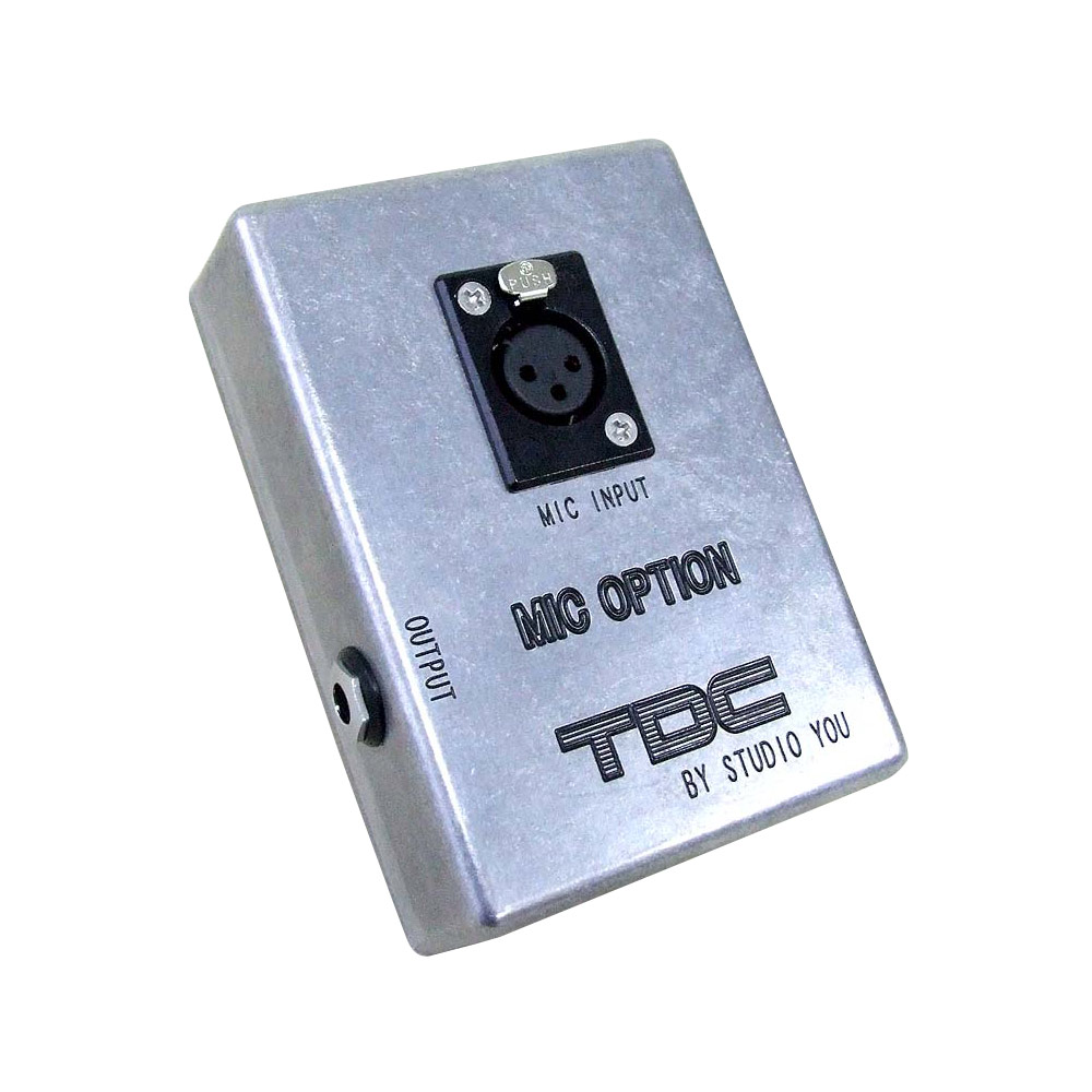 TDC MIC OPTION マイクオプション