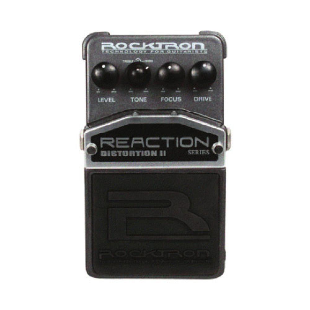 ROCKTRON Reaction Distortion II ギターエフェクター