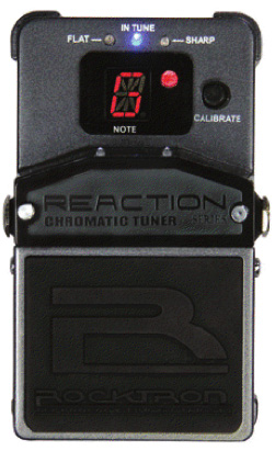ROCKTRON Reaction Chromatic Tuner チューナー