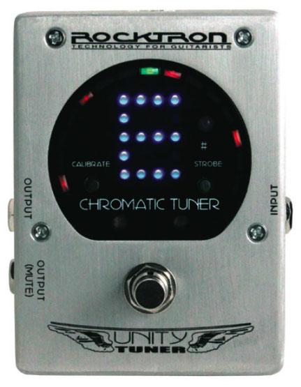 ROCKTRON Unity Tuner チューナー