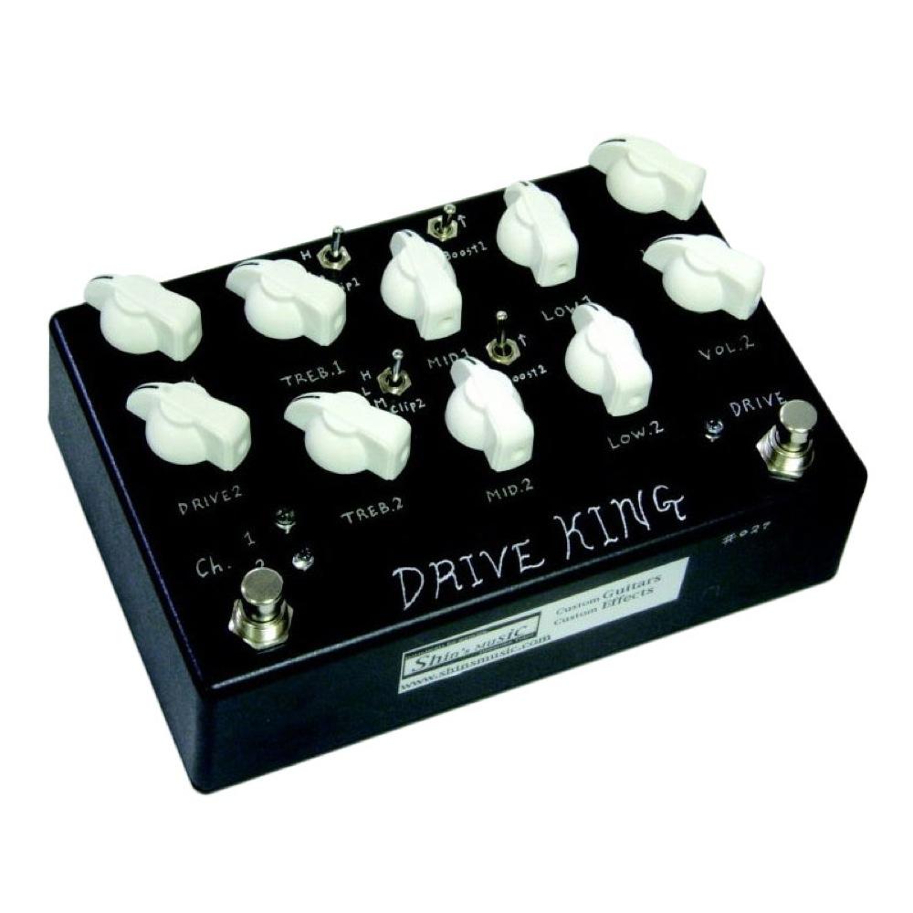Shin's Music DK-1 DRIVE KING ディストーション エフェクター