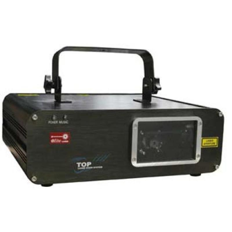 elite TOP-1P レーザー 照明機器