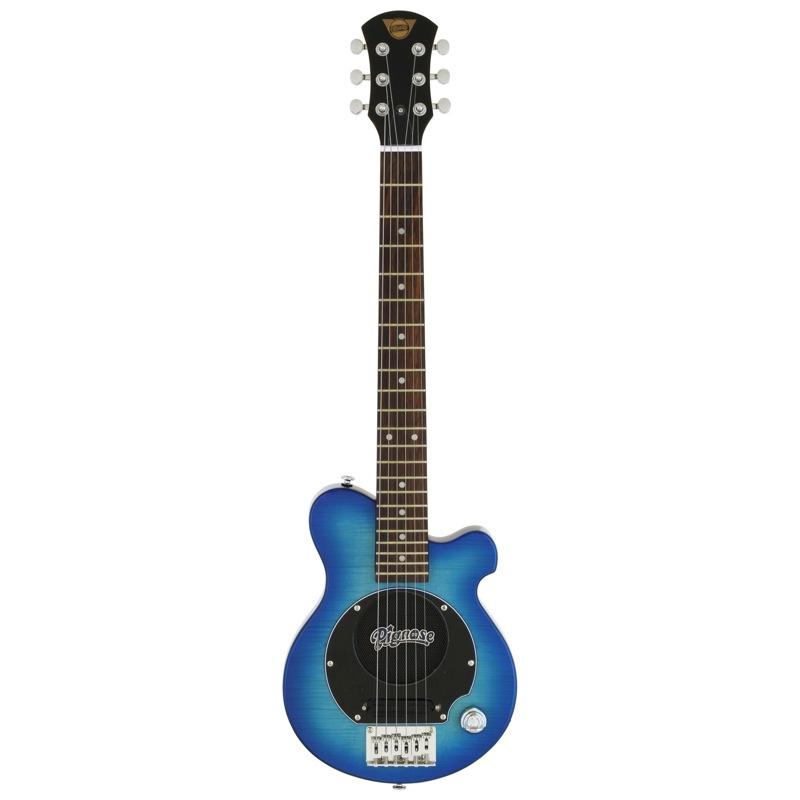 Pignose PGG-200FM SBL ヘッドホン付き アンプ内蔵エレキギター