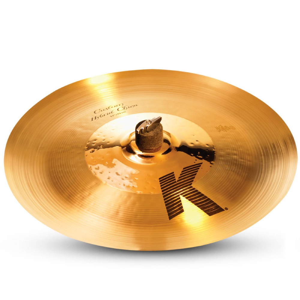 "ZILDJIAN K.Custom Hybrid China 17"" チャイナシンバル"