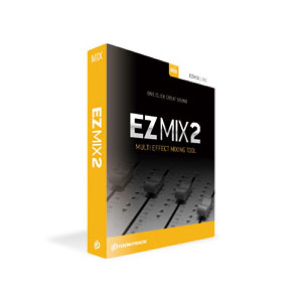 CRYPTON EZ MIX 2 マルチエフェクトプロセッシングツール ソフトウェア