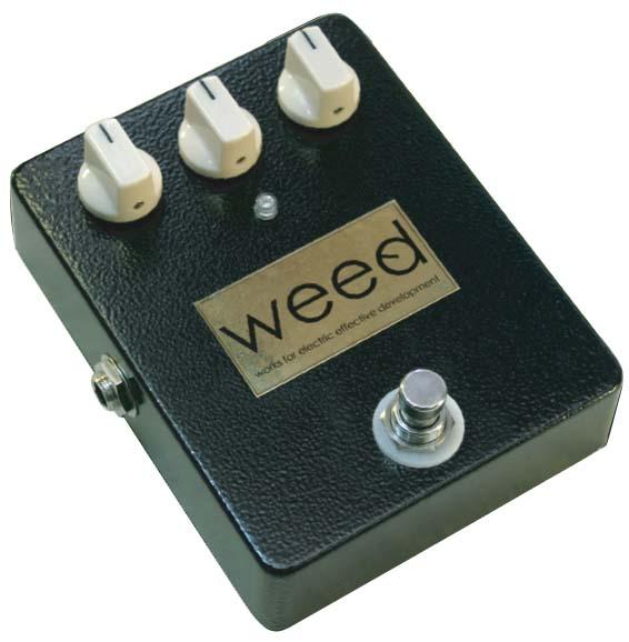 WEED BEEF ギターエフェクター