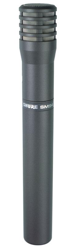 SHURE SM94-LC-X 楽器用コンデンサーマイクロホン