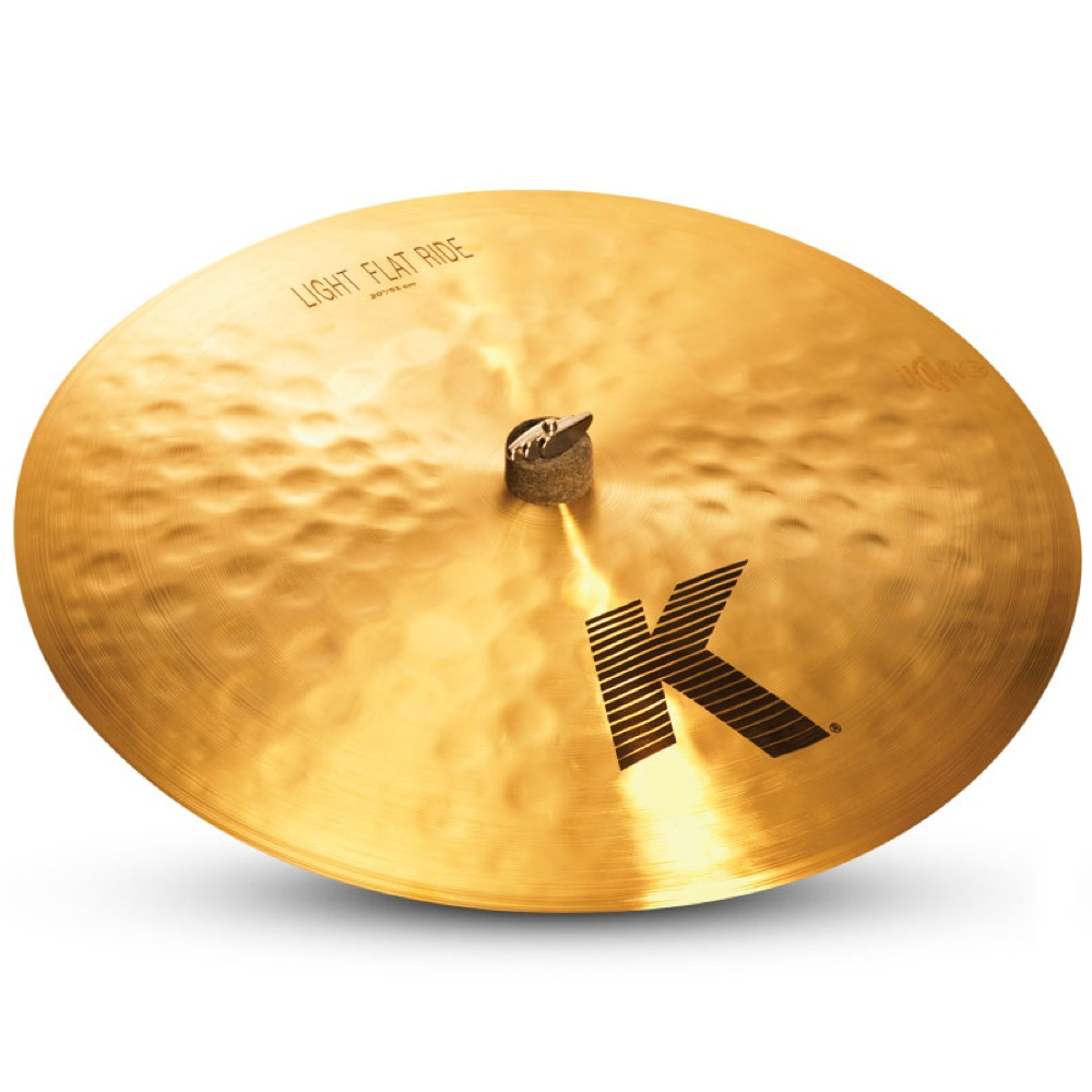 "ZILDJIAN K.Zildjian Light Flat Ride 20"" ライドシンバル"