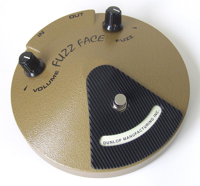 見事な JIM DUNLOP EJF1 Eric EJF1 Eric ファズ Johnson Fuzz Face ファズ, I'sキッチン:444650fc --- canoncity.azurewebsites.net