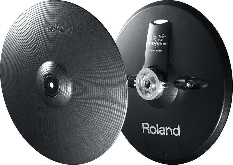 ROLAND VH-13-MG V-Hi-Hat 13インチ Vドラムハイハット