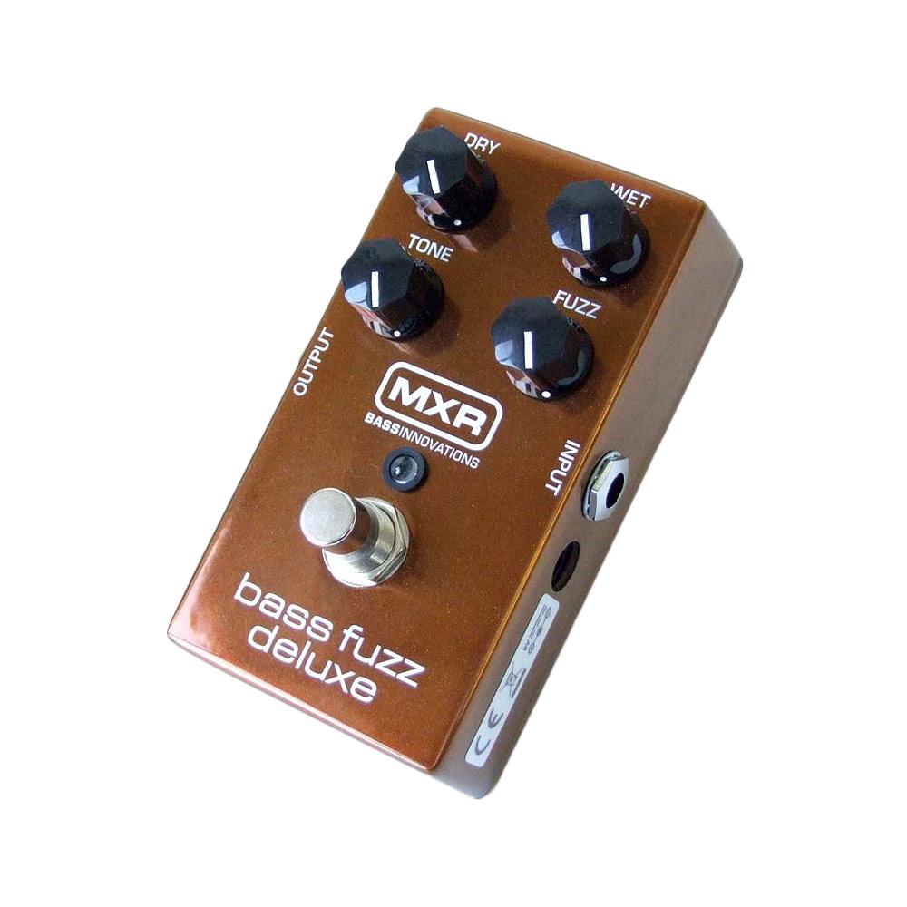 MXR M-84 Bass Fuzz Deluxe ベース用ファズ