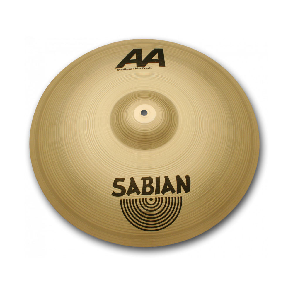 SABIAN AA-16MTC AA MEDIUM THIN CRASH 16